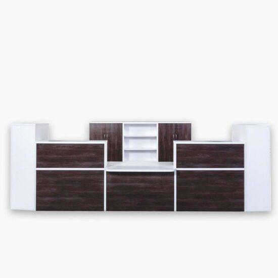 Modular Reception Counter